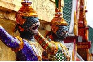 Thai Demons