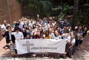 May Prayer Letter – There's A New Church in Bangkok!